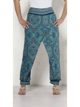 Pantalones jaipur azul