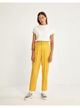 Pantalones botones saúco