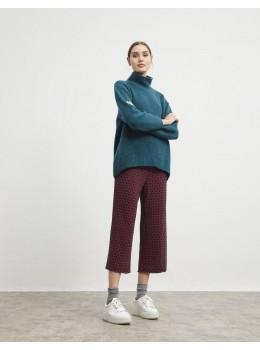 Pantalones 3/4 abstract