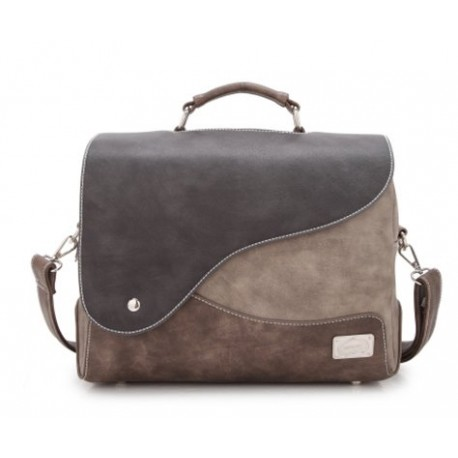 Bolso everest gris