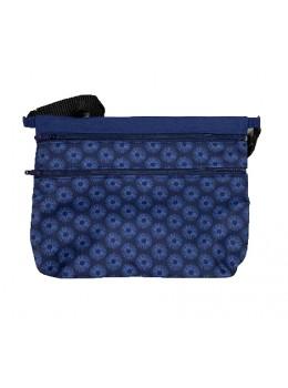 Bolso pequeño nnusca azul