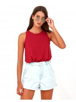 Camiseta Xantik vol s/m vermella