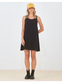 Vestido Xantik easy s/m negro