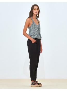 Pantalón Xantik botones negro
