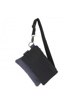 Twin Sulu Bags gamma gris negro