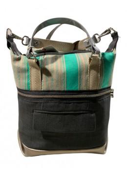 Bolso mini bag verde