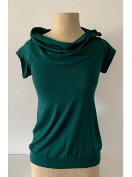 Camiseta m/c verde