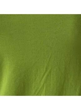 Camiseta m/c cuello redondo oliva