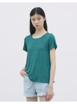 Camiseta Xantik m/c verde