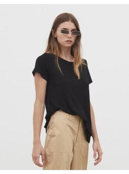 Camiseta Xantik m/c negra